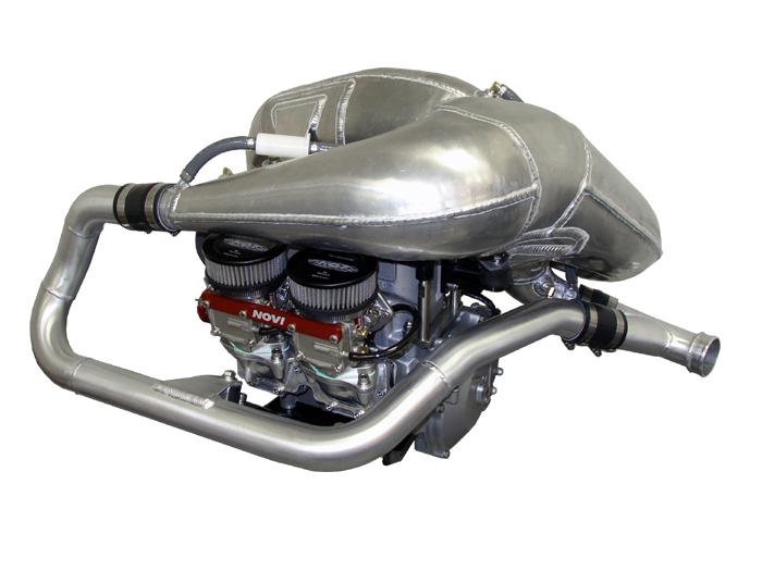 Yamaha Sx Viper  Engine