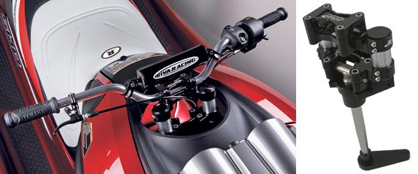 Riva Yamaha FZ Pro-Series Steering System